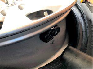 レクサスLS460空気圧センサー画像