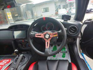 スバル BRZ トヨタ 86 ロールケージ LBワークス